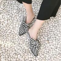 Sepatu Mules - Sepatu Selop Flatshoes Zerbi