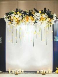 Backdrop Photobooth/Lamaran/Background Wedding