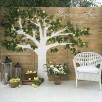 Backdrop Lamaran/Photobooth/wedding