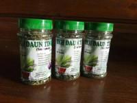 Teh Daun Tin / Teh Tubruk Daun Tin - 40 gram