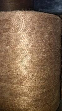 2 mm tali /m tambang goni rami 100% hemper kreatif VINTAGE rope kecil