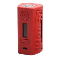 Hugo Vapor Boxer Rader Box Mod 211W - RED [Authentic]