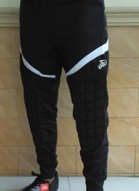 Specs Daroga GK Pants (Celana Kiper Panjang) - Black/White