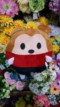Boneka Tsum Tsum Mickey Bulat (kecil)
