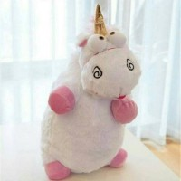 Boneka Unicorn Despicable me Minion