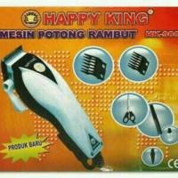 alat cukur kumis jenggot rambut happy King proclipper Hk - 990