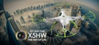 Drone Syma X5HW Wifi FPV Quadcopter Included HD Camera