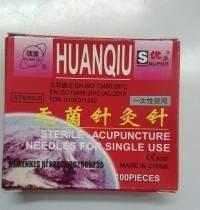 Jarum Akupuntur Huanqiu 18x7