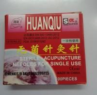 Jarum Akupuntur Huanqiu 25x25