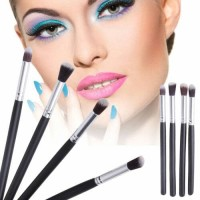 Blending Eyeshadow Make Up Brush 4pcs - Black