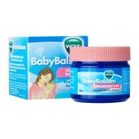 *New Formula* Vicks Baby Balsam Moisturizing & Soothing Baby Care