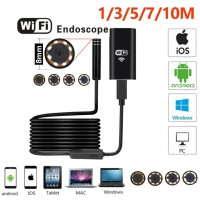 5M Wifi Endoscope Camera Android 720P Iphone Borescope - OLB1880