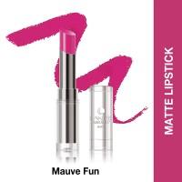 Lakme AbsReinvent Sculpt New Hi-Definition Matte Lipstick Mauve Fun
