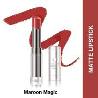 Lakme AbsReinvent Sculpt New Hi-Definition Matte Lipstick Maroon Magic