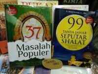 paket buku 37 masalah populer dan 99 tanya jawab seputar shalat