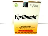 VIPALBUMIN @30 CAPSULE, ekstrak ikan gabus untuk kesehatan keluarga