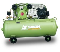 SWAN AIR COMPRESSOR (S SERIES) SVP-202, 2 HP KOMPRESOR ANGIN ORIGINAL