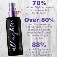 share in jar 10ml URBAN DECAY ALL NIGHTER SETTING SPRAY