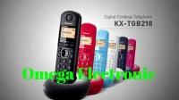 RESMI Panasonic KX-TGB210 - Telepon Wireless Cordless 210