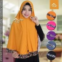 harga Murmer jilbab / hijab langsung / instan bergo polkadot list pet jumbo Tokopedia.com