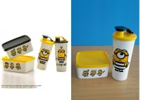 Tupperware Minion Bottle Set