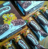 koko krunch bar coklat - perbox isi 6bar