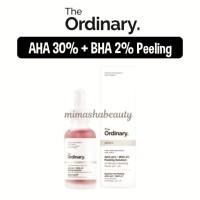 The Ordinary AHA 30% + BHA 2% Peeling Solution