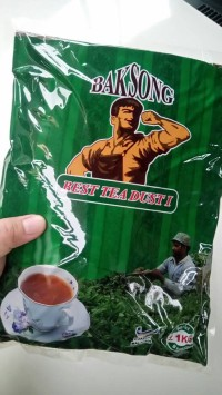 Black Tea Dust/ Teh Hitam/ Thai Tea (Serbuk Teh Hitam Malaysia)