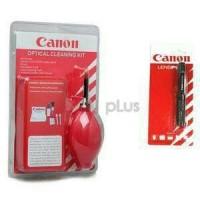 Paket Cleaning Kit Set 7 In 1 + Lenspen Canon For Camera & Lensa