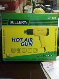 HOT GUN SELLERY / HEAT GUN / PISTOL PEMANAS LISTRIK SELLERY