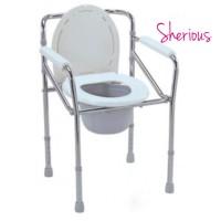 Commode Chair - Kursi Tempat BAB - Deluxe Commode Chair - Pispot BAB
