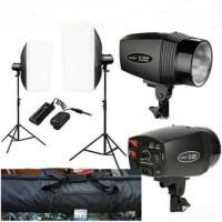 Paket Lampu studio Godox K150