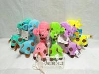 Colorfull Giraffe plush boneka jerapah