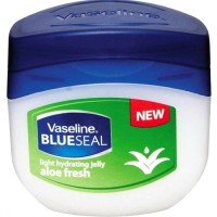 Vaseline Petroleum Jelly Blueseal Aloe Fresh 100ml