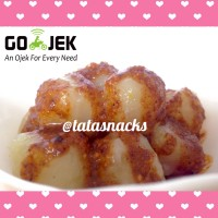 Cilok Ahaay Ayam / Keju Special