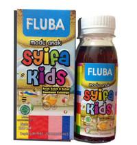 MADU FLU & BATUK ANAK SYIFA KIDS FLUBA ORIGINAL