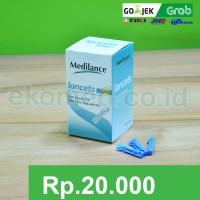 Medilance Lancet 26G / Jarum Bekam