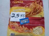 shoestring 2.5 kg fiesta kentang goreng. sumber frozen makmur