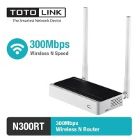 (Diskon) TOTOLINK N300RT - 300Mbps Wireless N Router - 2 Antena