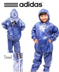 Best Seller - Jas Hujan Anak - Anak Adidas / Reebok New