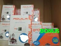 MODEM Mobile WIFI BOLT 4G Aquila BL100 SLIM Bonus Perdana Bolt 14 GB