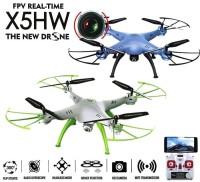 DRONE SYMA X5HW WIFI FPV CAMERA DAN ALTITUDE HOLD