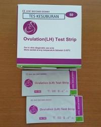 LH Ovulation Ovulasi Tes Test Kesuburan - Per Strip