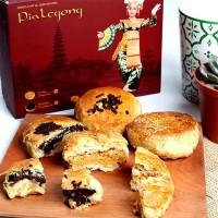 Pia Legong Khas Bali Rasa Mix (Keju & Coklat)