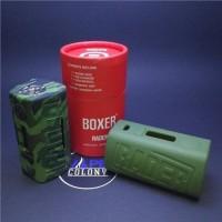 Authentic Hugo Vapor Boxer Rader 211W TC Box Mod Vape Vapor Va Diskon