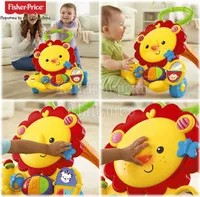 HAPPY MONDAY... Fisher Price Baby Walker musical Lion