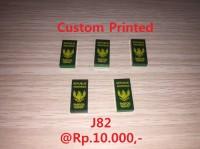 Lego Custom Printed Passpor