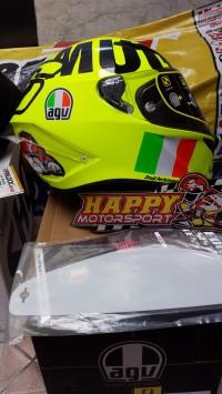 Helm Full Face AGV CORSA ROSSI MUGELLO 2016 LIM.ED Size M, L & XL