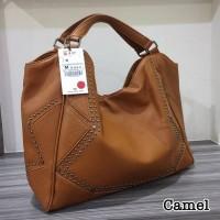 termurah Zara Hobo Studed Original Handbag Hand Bag Murah Tas Wanita