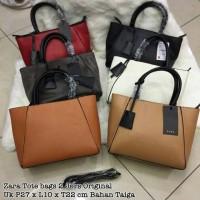 termurah Zara Tote Bag 2 Jours Original Tote Hand Bag Tas Wanita Bran